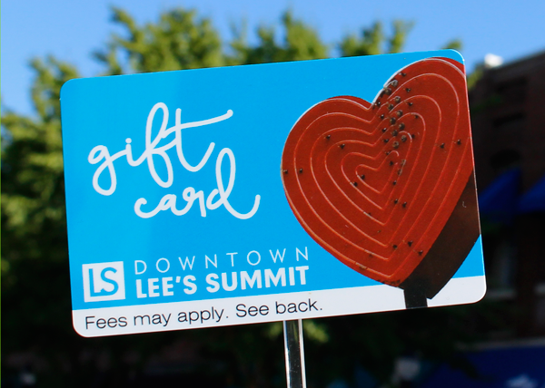 Press room downtown lee39s summit main street the heart for Gift card program for small business
